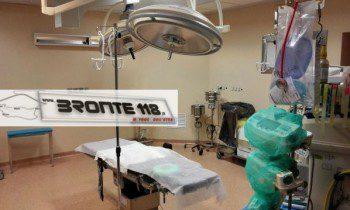 BRONTE: SALE OPERATORIE CHIUSE PER GUASTO