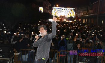 MOJO ALCANTARA: I TINTURIA CONCLUDONO LA FESTA PATRONALE