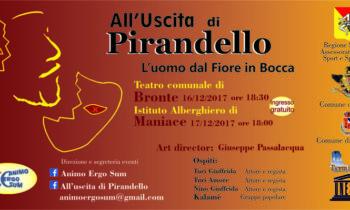 BRONTE: INDAGINE SUGLI EVENTI PIRANDELLIANI – Corte dei Conti, Regione e Tao Arte esaminano un esposto