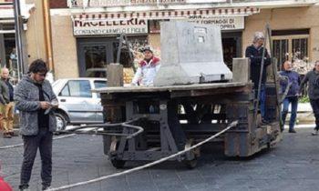 RANDAZZO: RIPARATO CARRO DELLA VARA «SIMULAZIONE SENZA INTOPPI»