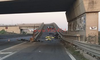 SS 121 PIANO TAVOLA: GRAVE INCIDENTE, 4 MORTI – LE FOTO