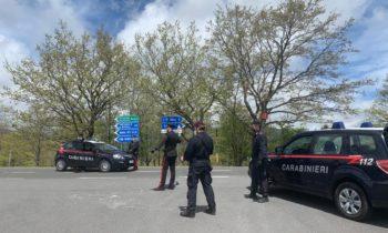 CESARO': CONTROLLI DEI CARABINIERI DUE DENUNCIATI