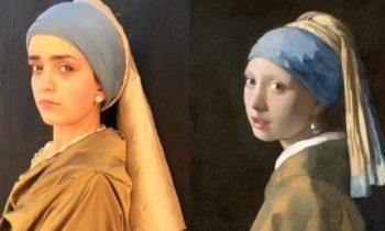 LICEALI DI BRONTE RICREANO I CAPOLAVORI DELL'ARTE: LA SFIDA DEL GETTY MUSEUM DI LOS ANGELES