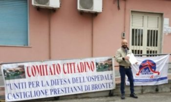BRONTE: BIAGIO VENIA SI PROPONE PER CONTINUARE TANTI PROGETTI