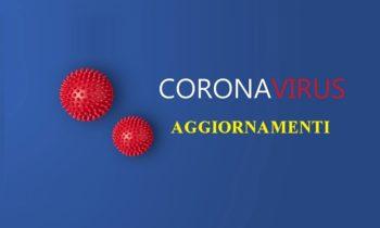 COVID 19, IN CALO I CASI NELLA NOSTRA ZONA, MA MASSIMA ATTENZIONE