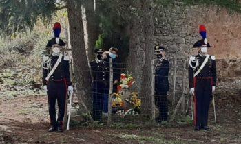 CESARO': COMMEMORATO IL 30° ANNIVERSARIO DELLA MORTE DEL MARESCIALLO SALVATORE GIUFFRIDA