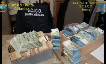 "GDF – OPERAZIONE ""FOLLOW THE MONEY"" SEQUESTRATI 1 MILIONE IN CONTANTI 17 SOCIETA' E 48 IMMOBILI, COINVOLTI ADRANITI  VIDEO E FOTO"